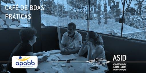 Café de Boas Práticas - Como alavancar o desenvolvimento da sua organização - Belo Horizonte, MG