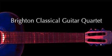 Brighton Classical Guitar Recital tickets
