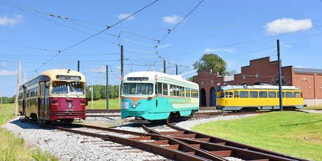 Cheers for 50 Years!  A Trolley Museum Celebration tickets