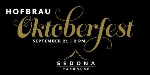 Hofbrau Oktoberfest at Sedona Taphouse!
