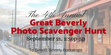 Great Beverly Photo Scavenger Hunt tickets