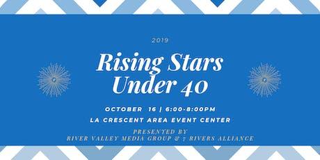 2019 Rising Stars Under 40 tickets