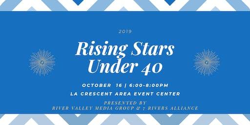 2019 Rising Stars Under 40
