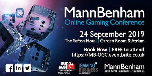 MannBenham Online Gaming Conference