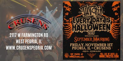 Twiztid: Every Day is Halloween 2019