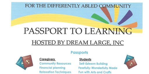 Passport to Learning For the Differently Abled Community