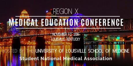 SNMA Region X Medical Education Conference tickets