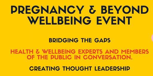Pregnancy & Beyond Wellbeing Event