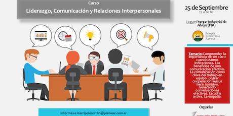 LIDERAZGO, COMUNICACIÓN Y RELACIONES INTERPERSONALES entradas