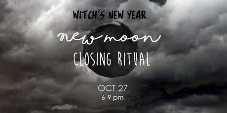 Witch's New Year | Closing Ritual tickets