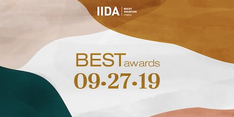 2019 IIDA RMC NOCO Bus to BESTawards tickets