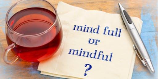 Postdoc Appreciation Week: Stress management and mindfulness