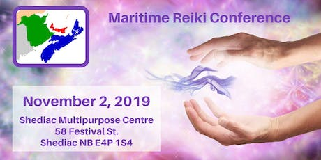 Maritime Reiki Conference tickets