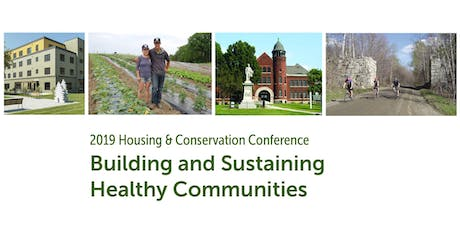 Building and Sustaining Healthy Communities tickets