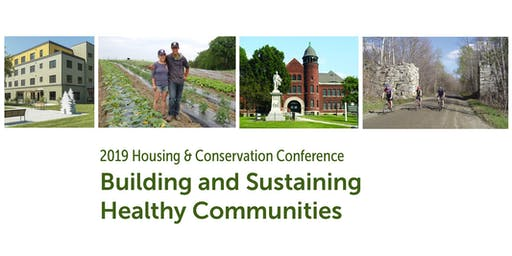 Building and Sustaining Healthy Communities