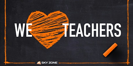 Teacher Tuesdays Sky Zone Toledo tickets