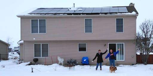 King-Nobles Solar Open House