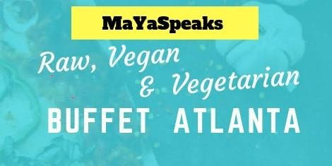 Raw Vegan Vegetarian Buffet