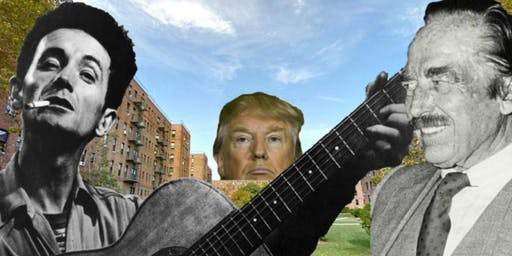WILL KAUFMAN - WOODY GUTHRIE AND OLD MAN TRUMP