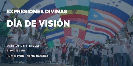 Expresiones Divinas - Día de Visión y Cena Iglesia