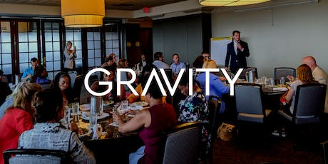 GRAVITY - Professional Networking for Leaders & Entrepreneurs tickets