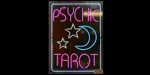 Psychic tarrot reading session with mediums Trudy Smith or May Draper