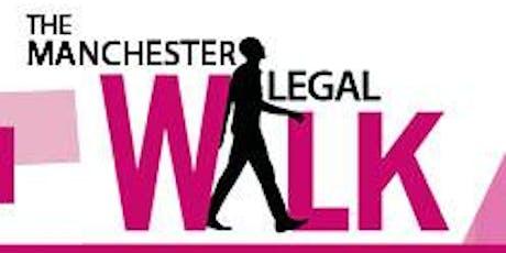 Manchester Legal Walk - Manchester Law School Team tickets