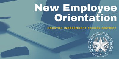NEW EMPLOYEE ORIENTATION 2019-2020
