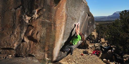 Climbing Confidence with Isaac Caldiero