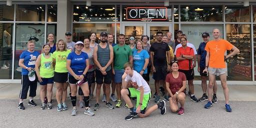 September New Balance St. Louis Running Club