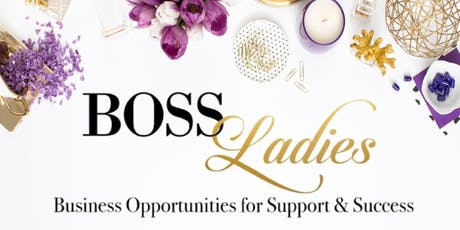 BOSS Ladies September Luncheon  tickets