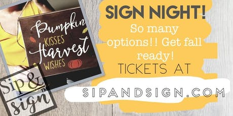 Allison Stone Private Sip and Sign Party tickets