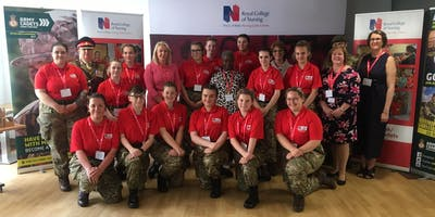 RCN Nursing cadets - Pilot 2 - ACF Wales (weekend 1 start event)
