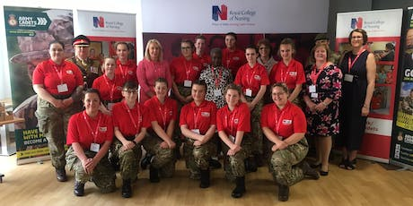 RCN Nursing cadets - Pilot 2 - ACF Wales (weekend 1 start event) tickets