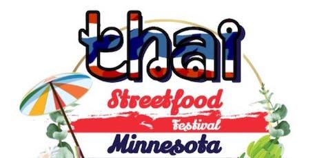Thai Street Food Festival of Minnesota tickets