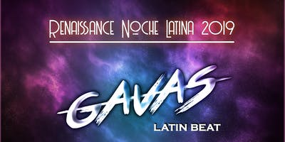 Live Latin Music Featuring: Gavas Beat