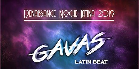 Live Latin Music Featuring: Gavas Beat tickets
