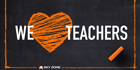 Teacher Tuesdays Sky Zone Mishawaka tickets