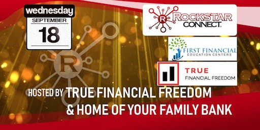 Free Boca Raton Rockstar Connect Networking Event (September, Florida)