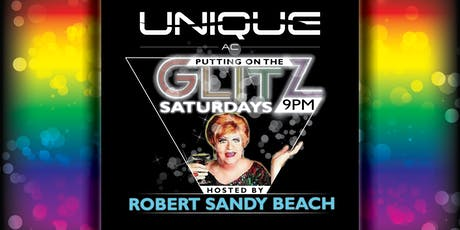 Putting On the Glitz - Starring Robert Sandy Beach tickets