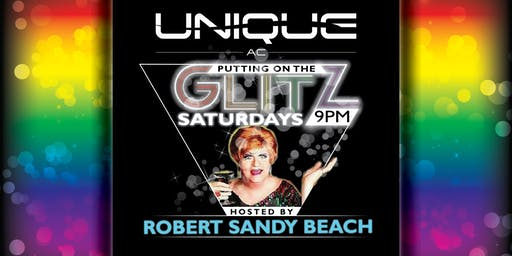 Putting On the Glitz - Starring Robert Sandy Beach
