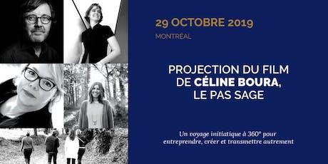 """Networking / Projection - film """"Le Pas Sage"""" • Montréal billets"""