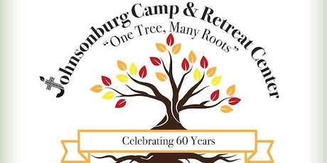 Johnsonburg Camp & Retreat Center 60th Anniversary Gala tickets
