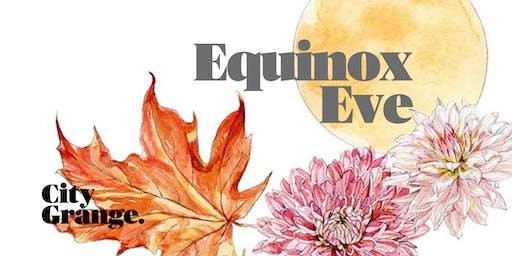 Equinox Eve - Music, Comedy & Storytelling at City Grange