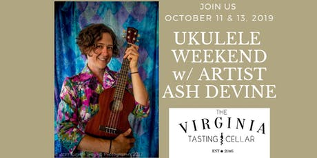 Community Ukulele 101 Workshop w/ Ash Devine tickets