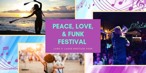 Peace, Love & Funk Festival