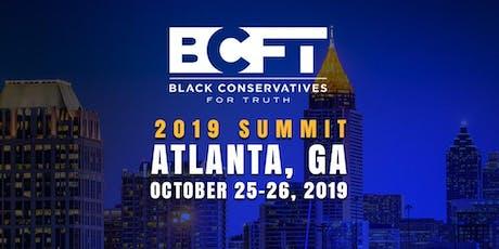 2019 Black Conservatives Summit - Atlanta tickets