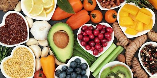 KickStart Your Health: Plant-Based Cooking & Nutrition Series (Vegan)