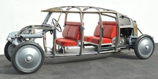 Max Adventure: TampaBay Automobile Museum