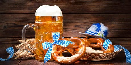 Oktoberfest Pig Roast and Keg Tapping tickets